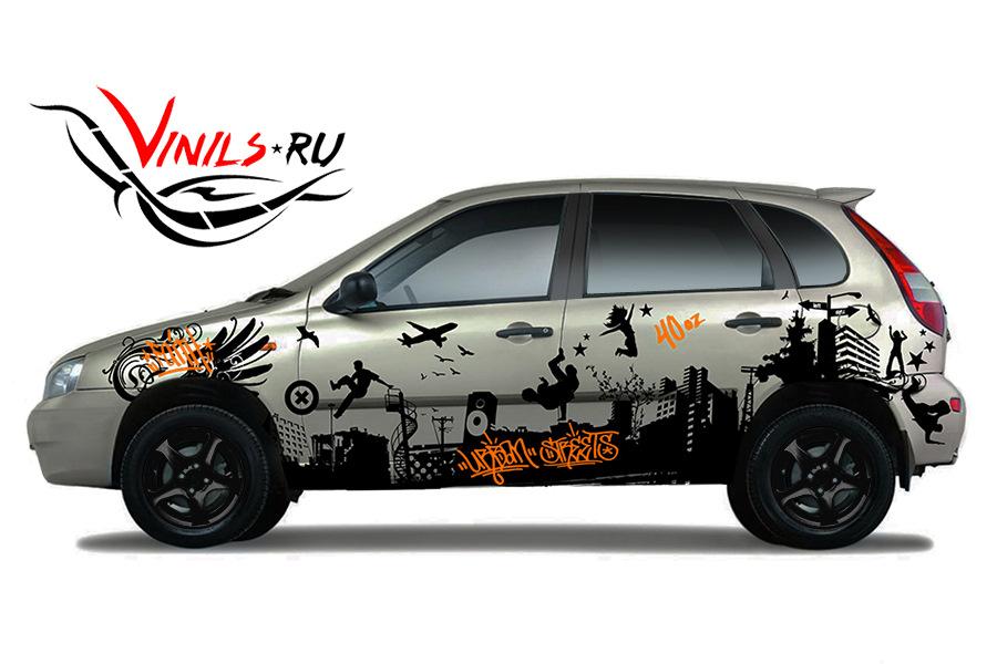 НИК: Rkhankov-l;  Винил: Urban #1