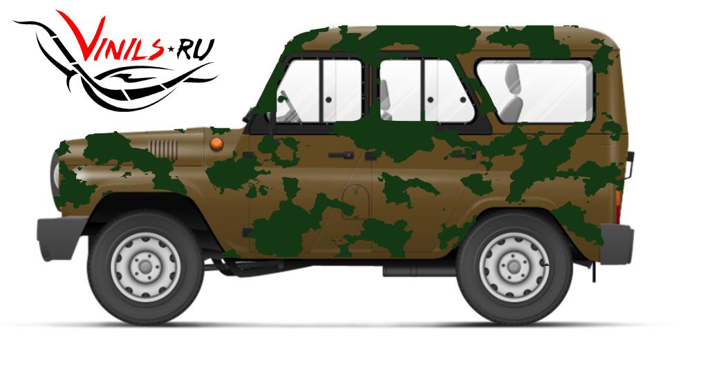 НИК: Ild80 ; Винил: Camouflage #2